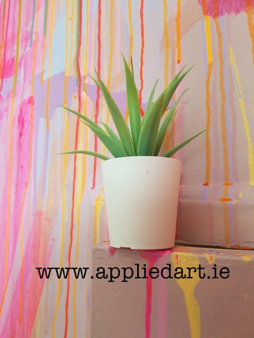 wall decoration dublin ireland artist murals ireland designetr klaudia pawlowska byrne artist mural painting designer