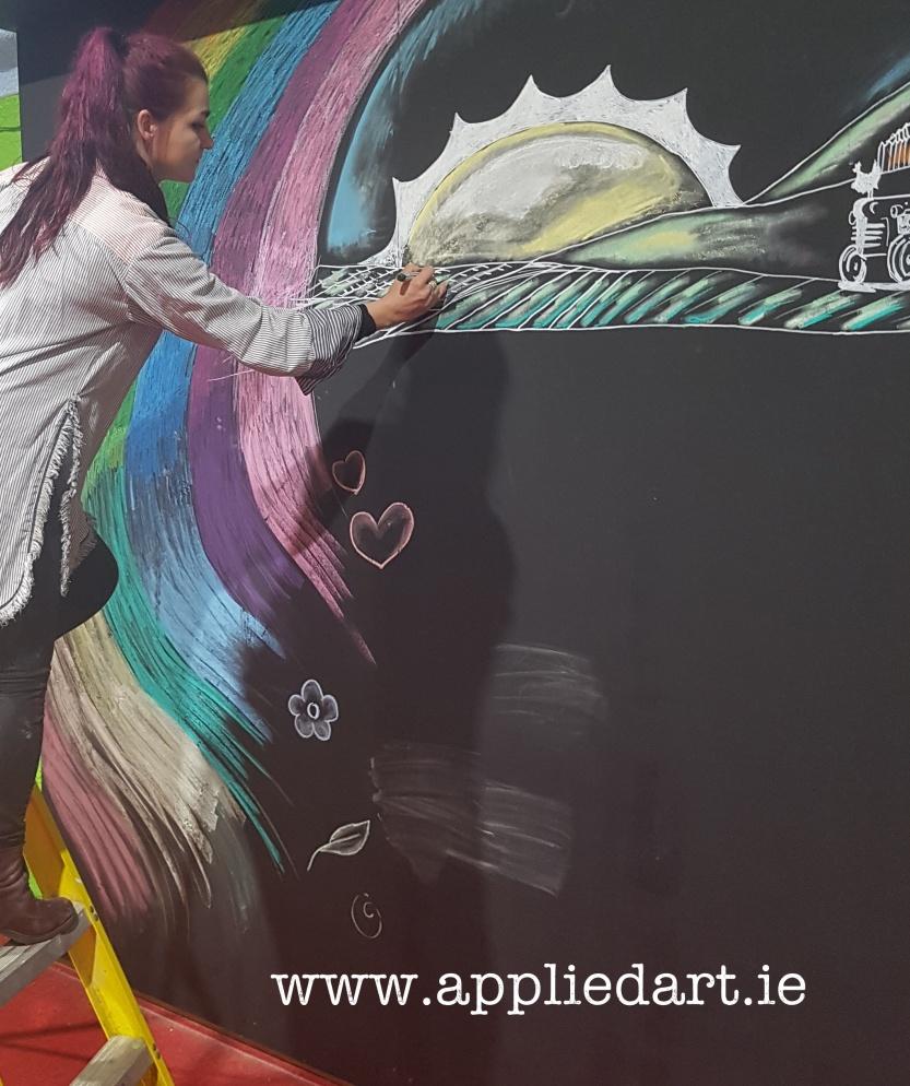 chalk artist jklaudia byrne pawlowska dublin ireland commercial designer artist dublin different.jpg