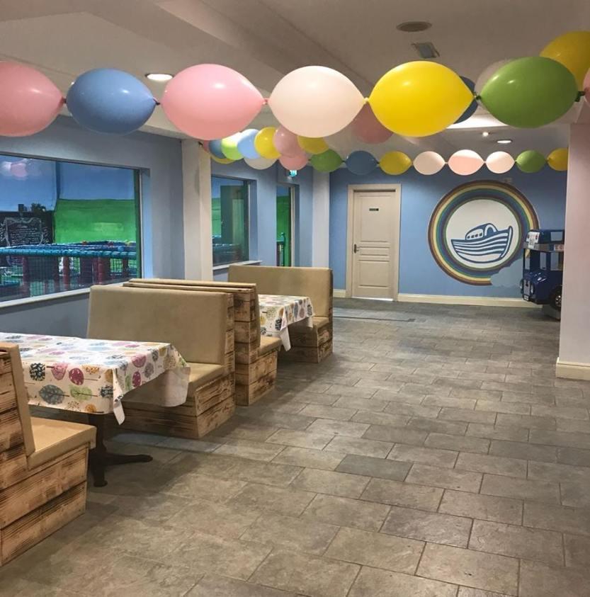 puddenhill activity centre artist project applied art ireland klaudia byrne art design