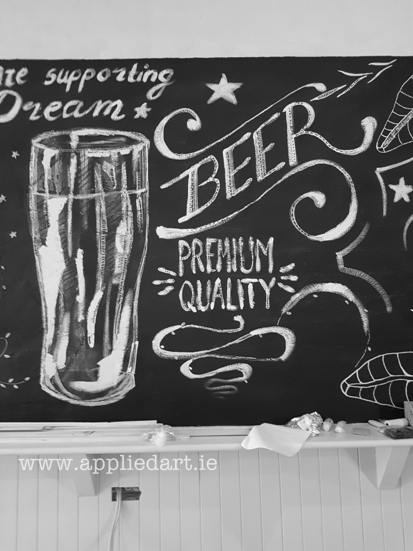 aKlaudia Byrne Applied Art chalk art cafe nwetown mount kennedy irish artist chalk board commercial art painting chalk branding ireland (54).jpg