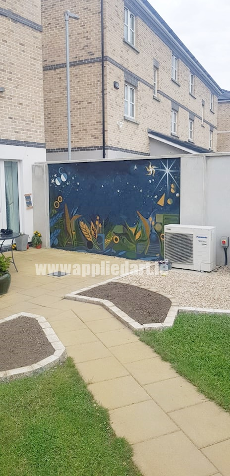 Klaudia byrne artist dublin applied art ireland dublin klausia artist saggart locl artist newcastle tallaght artist painter muralsit ireland mural mural art (26)